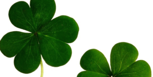 what do you associate with St Patrick's Day?
