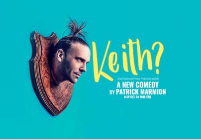 Keith?