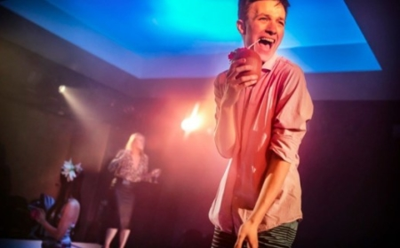 My Dad's Gap Year – Park Theatre, London