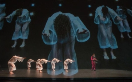 Tesseract – Barbican Theatre, London