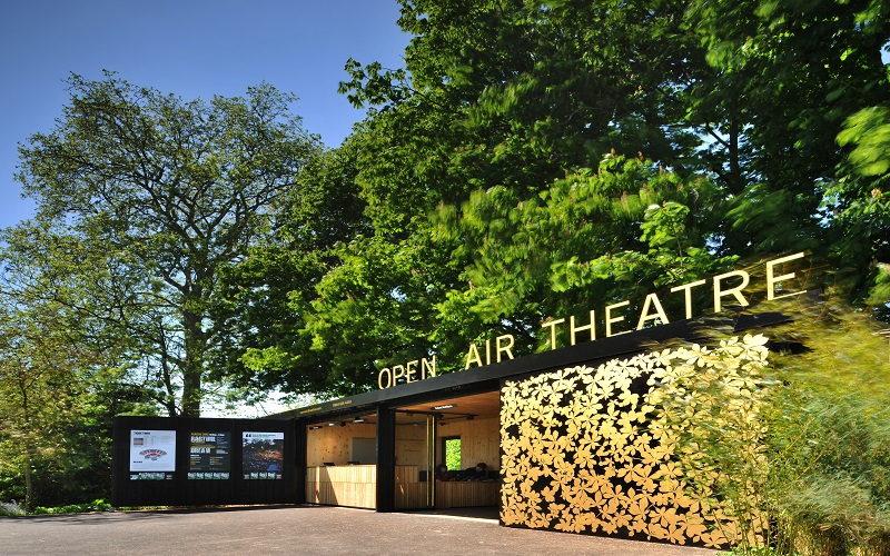 REGENT'S OPEN AIR PARK THEATRE